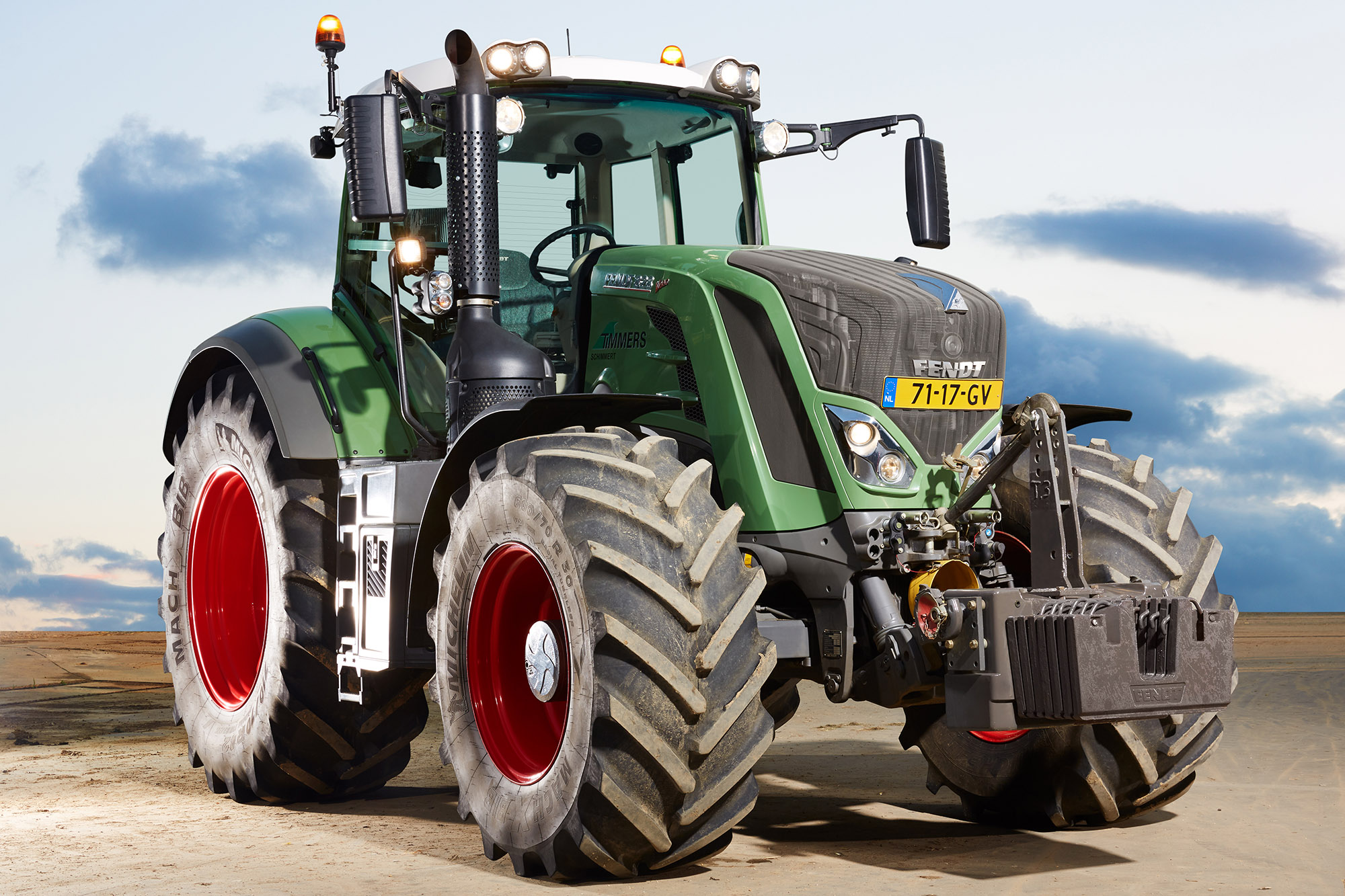 SPUISERS tractor timmers fendt fotografie