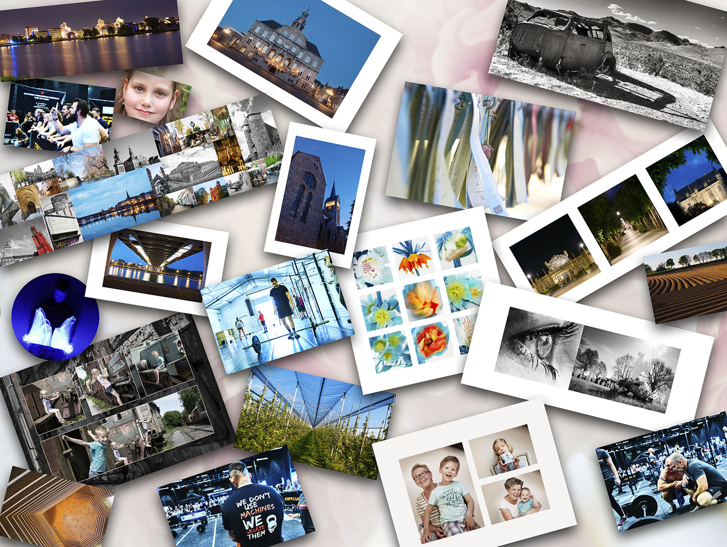 SPUISERS werk cursisten basis cursus digitale fotografie