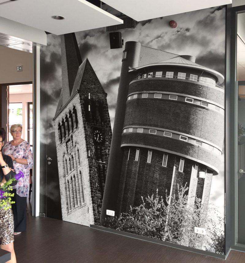 SPUISERS architectuur fotografie gemeenschapshuis Schimmert