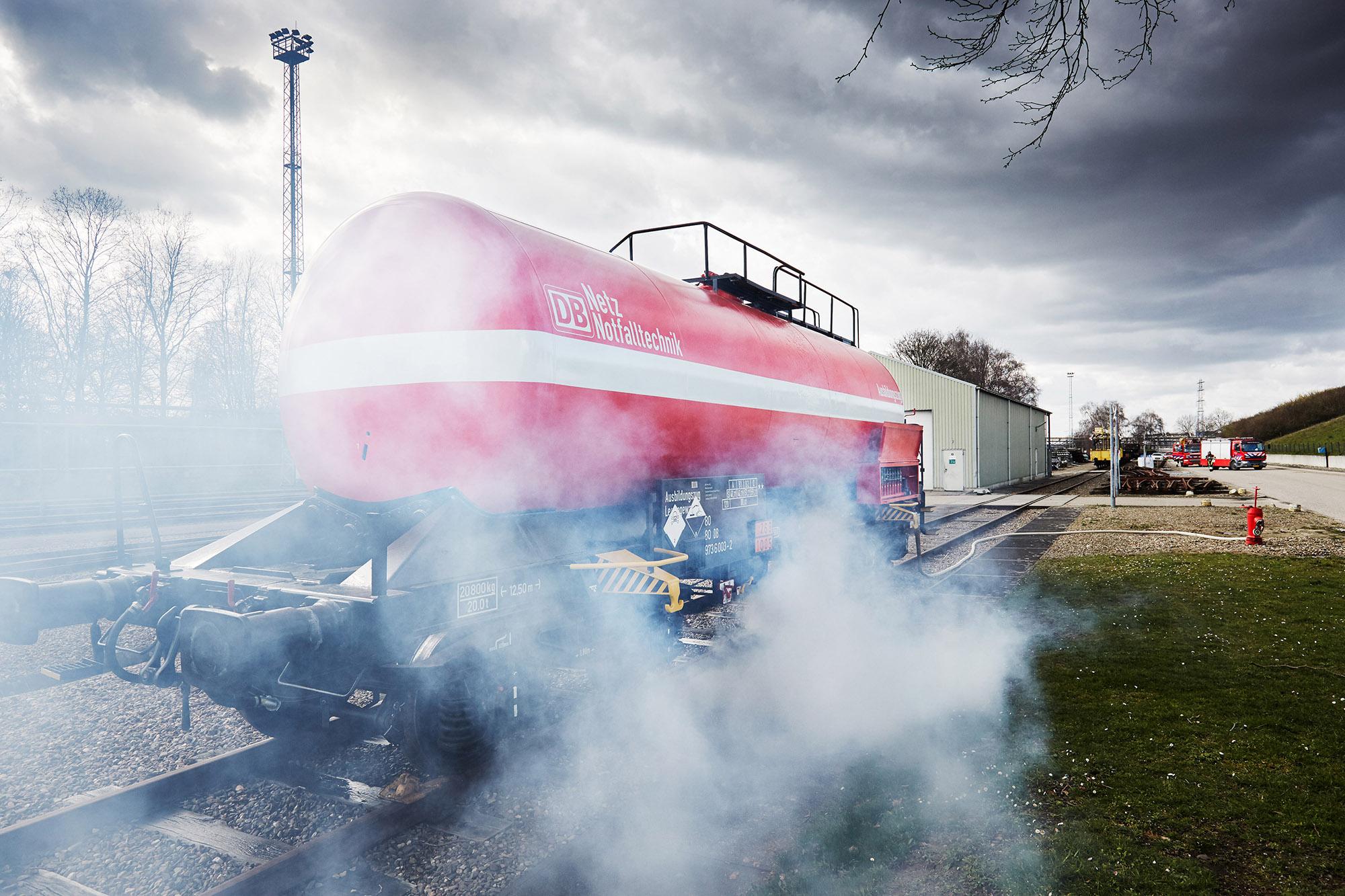 SPUISERS DB schenker chemelot rail fotografie