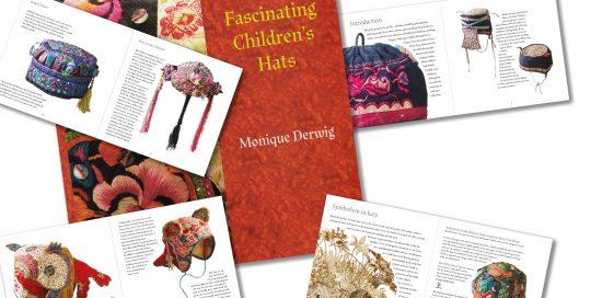 SPUISERS fascinating children hats monique derwig boek productfotografie