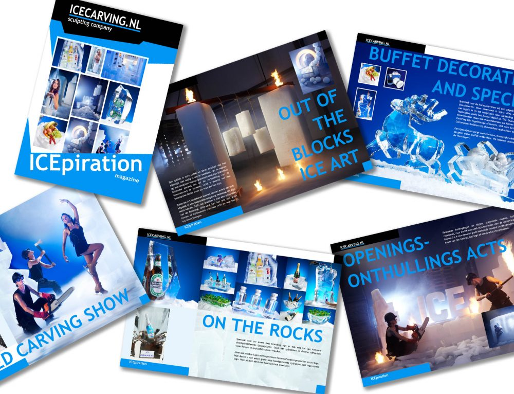 Icecarving inspiratie boek