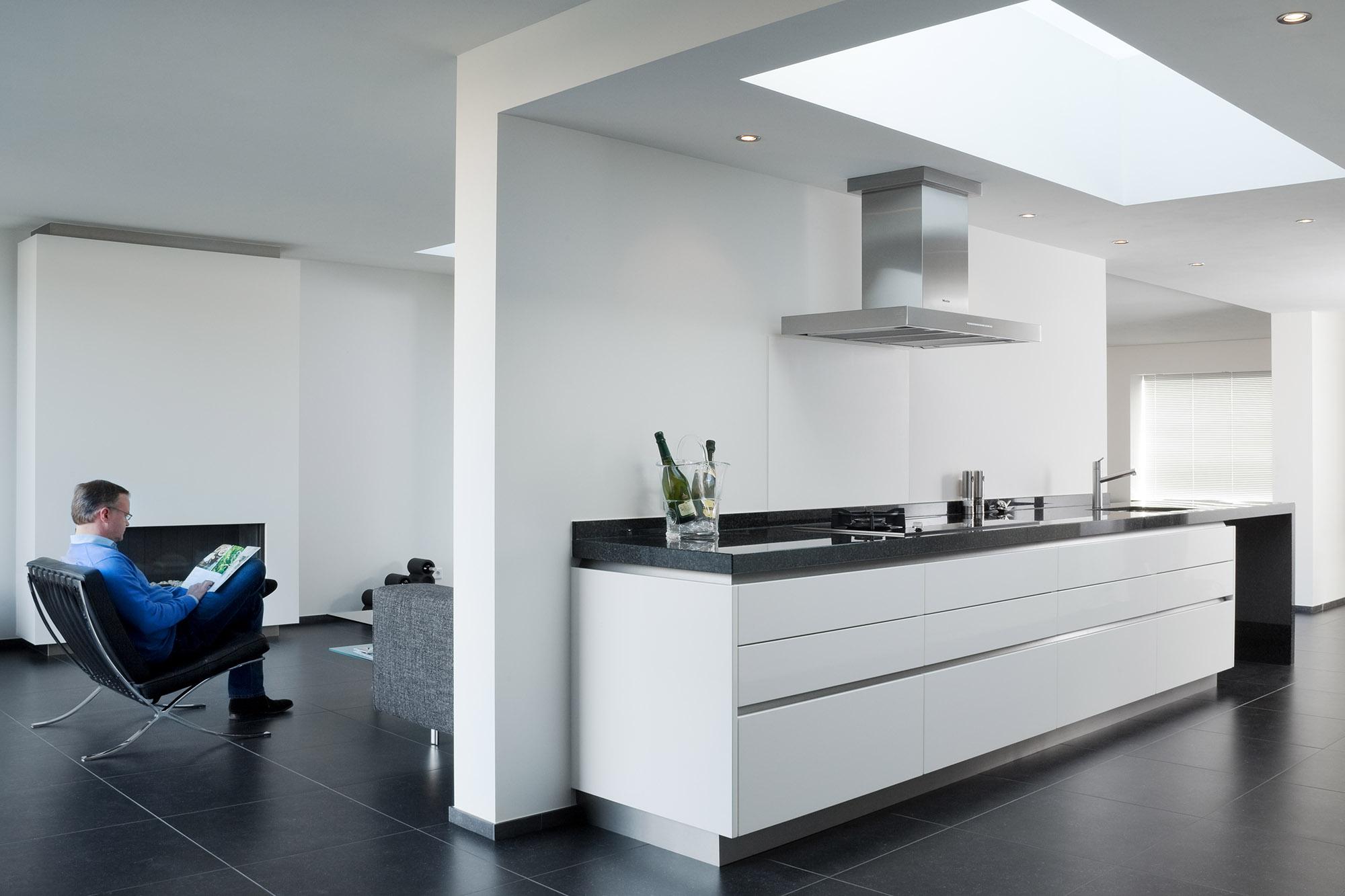 SPUISERS interieur fotografie keuken modern Huntjens interieurbouw