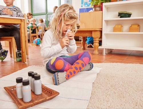 Beelden boeken Maria Montessori