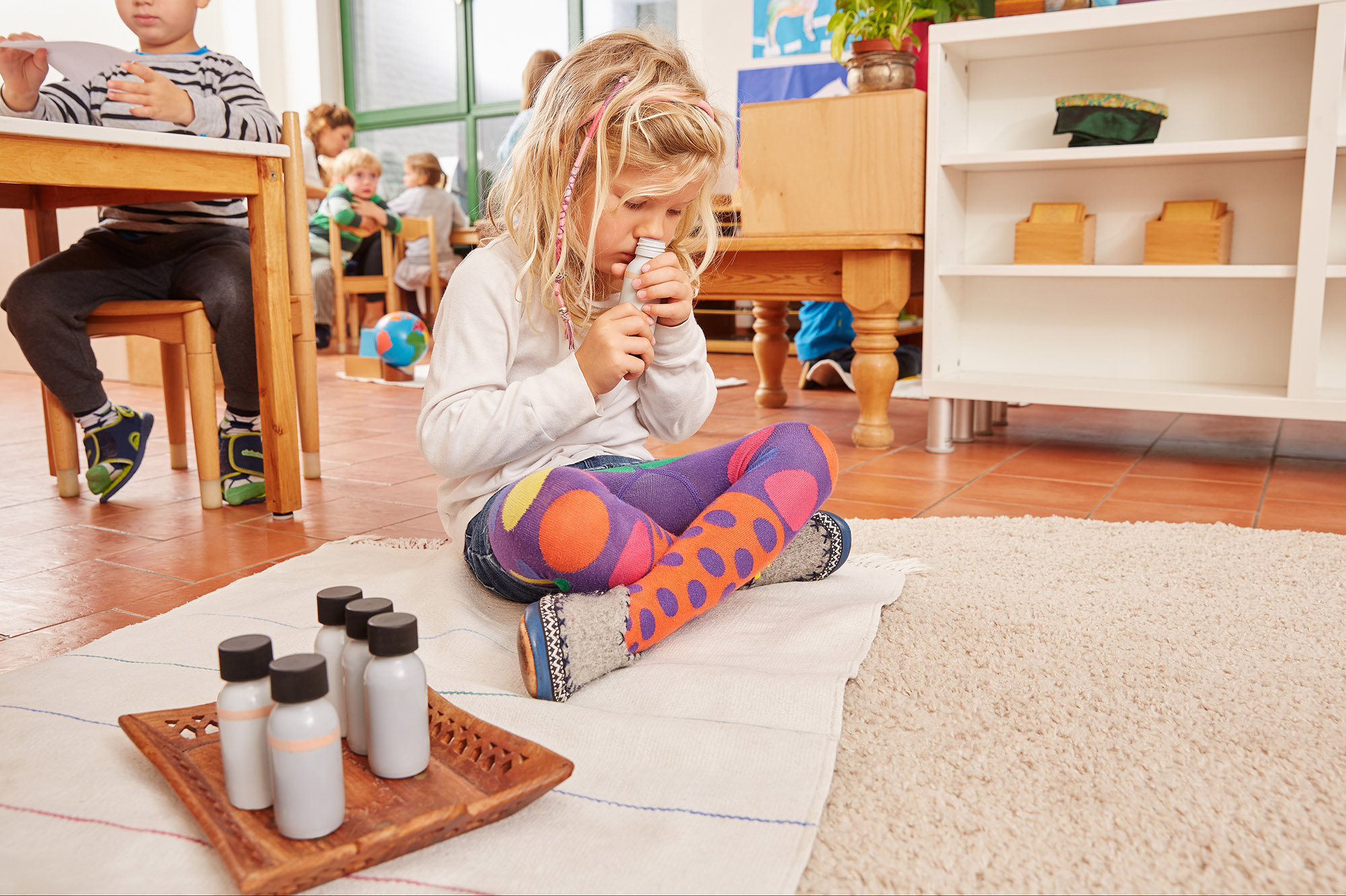 SPUISERS montessori materiaal kind boeken maria montessori