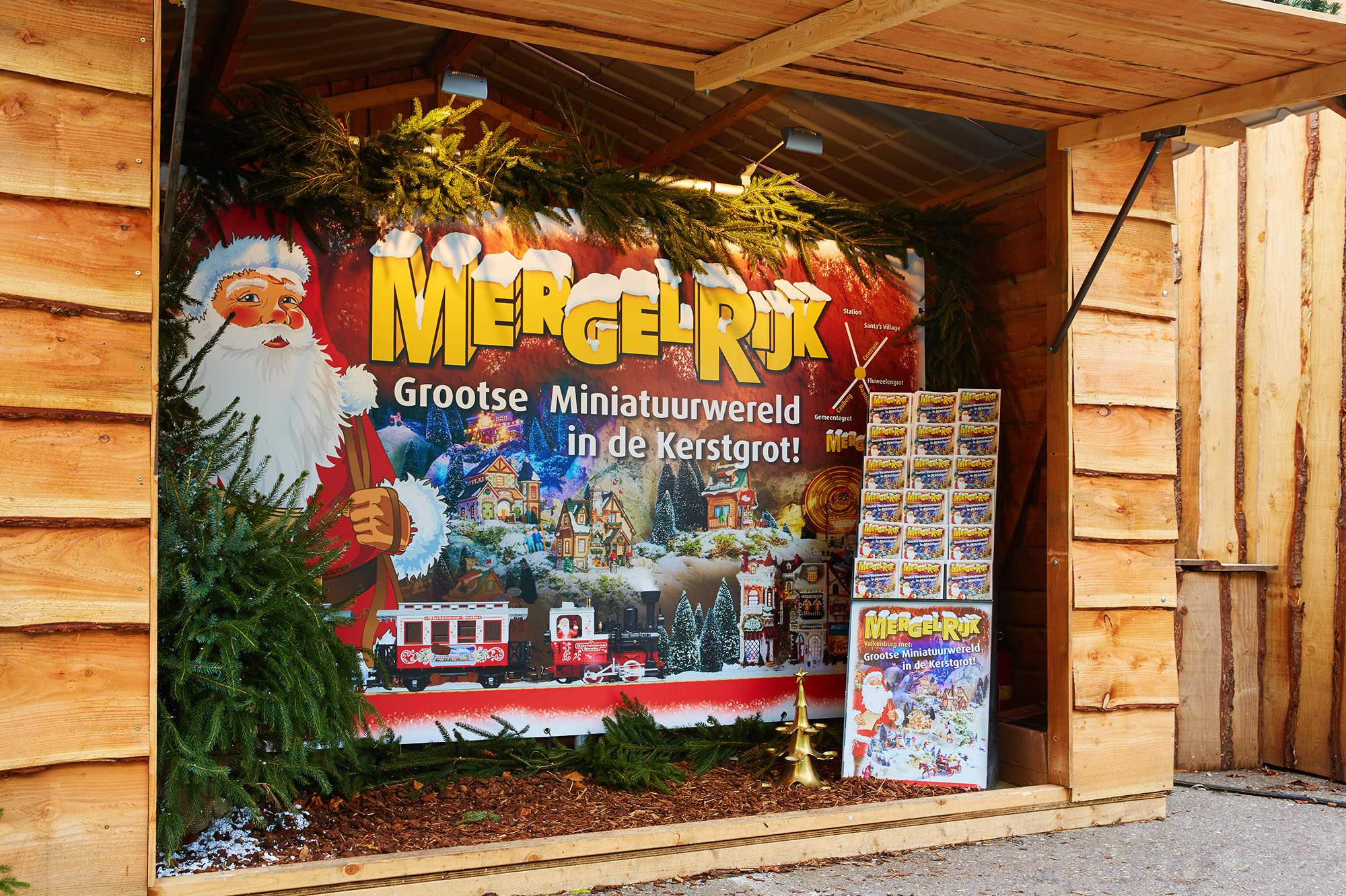 SPUISERS mergelrijk kerststad valkenburg kerst