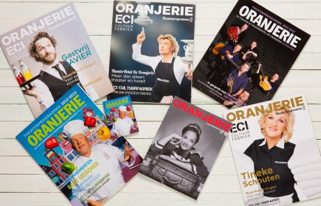 covers theatergids hoteltheater De Oranjerie Roermond
