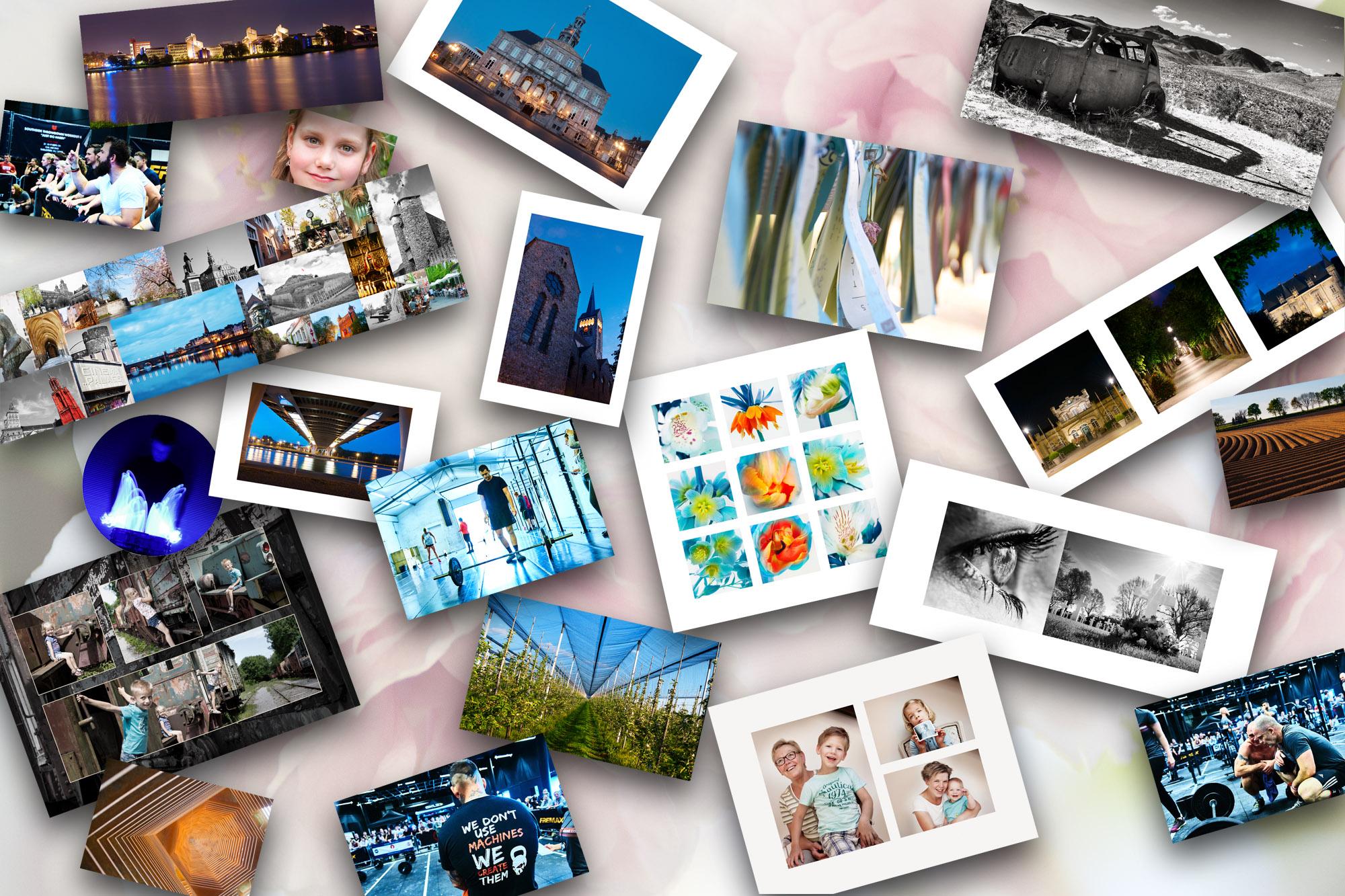 SPUISERS cursus digitale fotografie cursistenwerk 2017