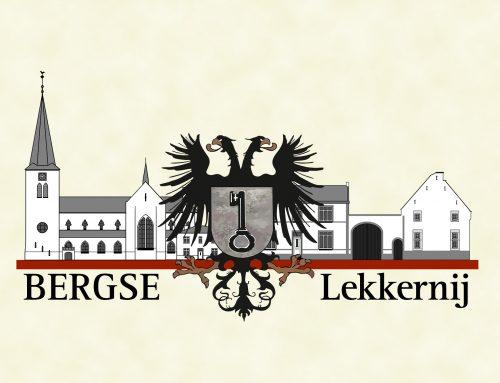 Ontwerp logo Bergse Lekkernij (Berg en Terblijt, Limburg)
