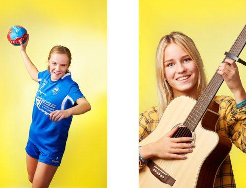 Portretten voor Stella Maris College Meerssen