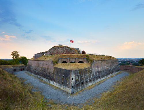 Het Fort Sint Pieter Maastricht