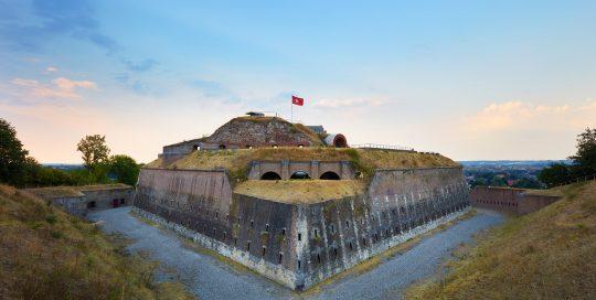 SPUISERS fotografie landschapsfotografie Fort Sint Pieter Maastricht