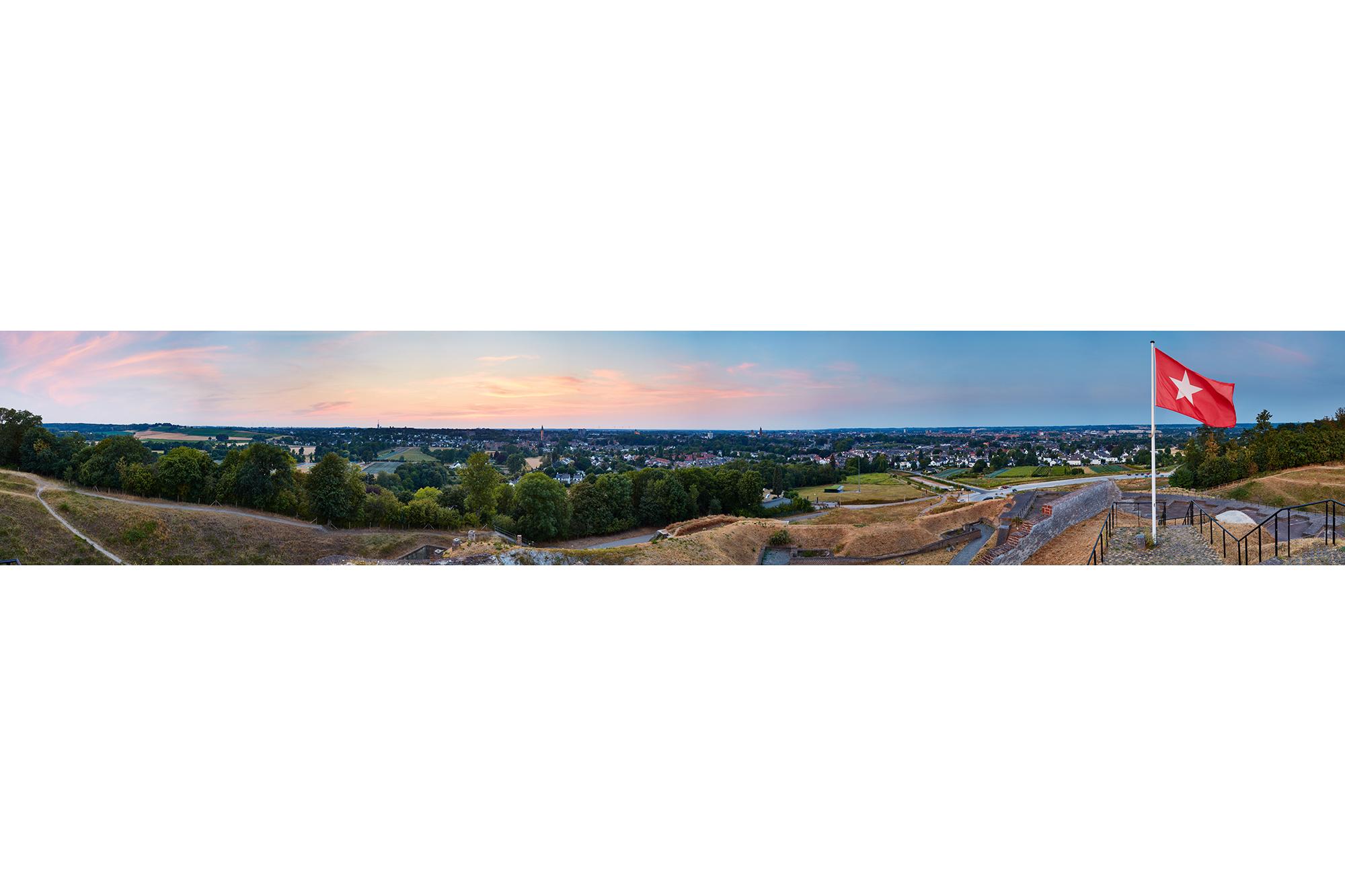 SPUISERS fotografie uitzicht over Maastricht en Limburg panorama