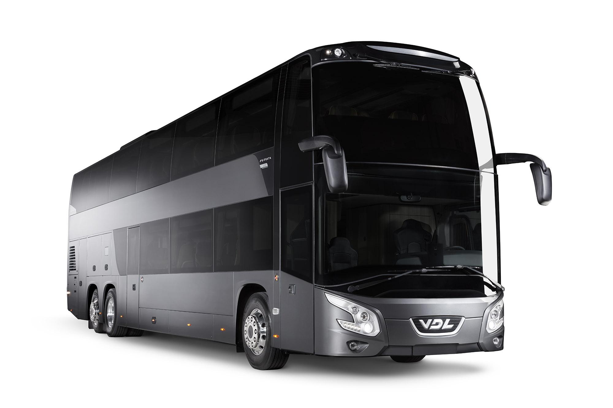 Futura range VDL bus & coach SPUISERS fotografie - FDD 2 Furtura