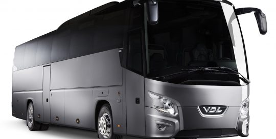 Futura range VDL bus & coach SPUISERS fotografie - FHD 2 Furtura